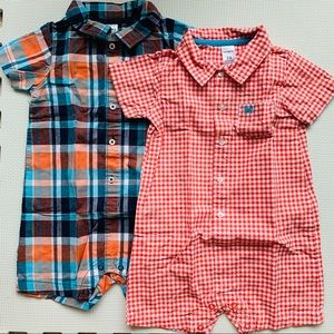 Carter's | Set of Two Rompers